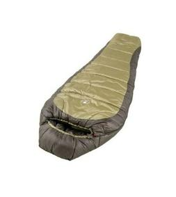 Coleman 0°F Mummy Sleeping Bag for Big and Tall Adults Nort