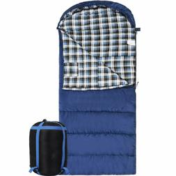 91 x35 cotton flannel sleeping bags