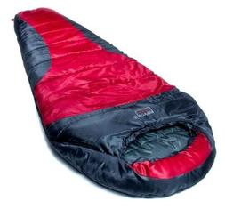 Backpacking Sleeping Bag 0 Degree With Included Compression