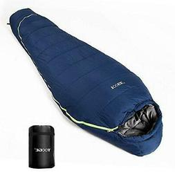 Tooge Backpacking Sleeping Bag for Outdoor, Easy to Compress