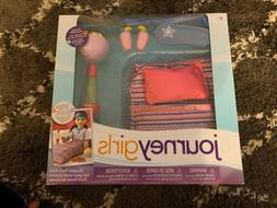 Journey Girls by Toy R Us Slumber Party Pack Doll Sleepingba