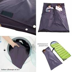 Cotton Sleeping Bag Liner Camping Sheets Travel Bed For Yout