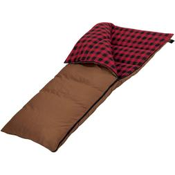 Moose Country Gear Extra-Large, Extra-Long Grande 0° Flanne
