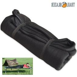 Fleece Sleeping Bag Liner Outdoor Travel Wilderness Camping
