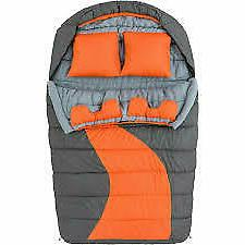 20F degree Cold Weather Double  Sleeping Bag Camping removab