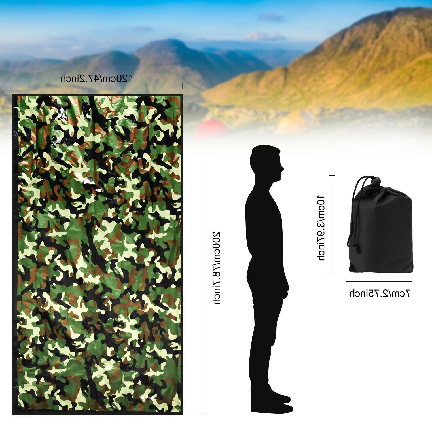 Camouflage Bag Camping