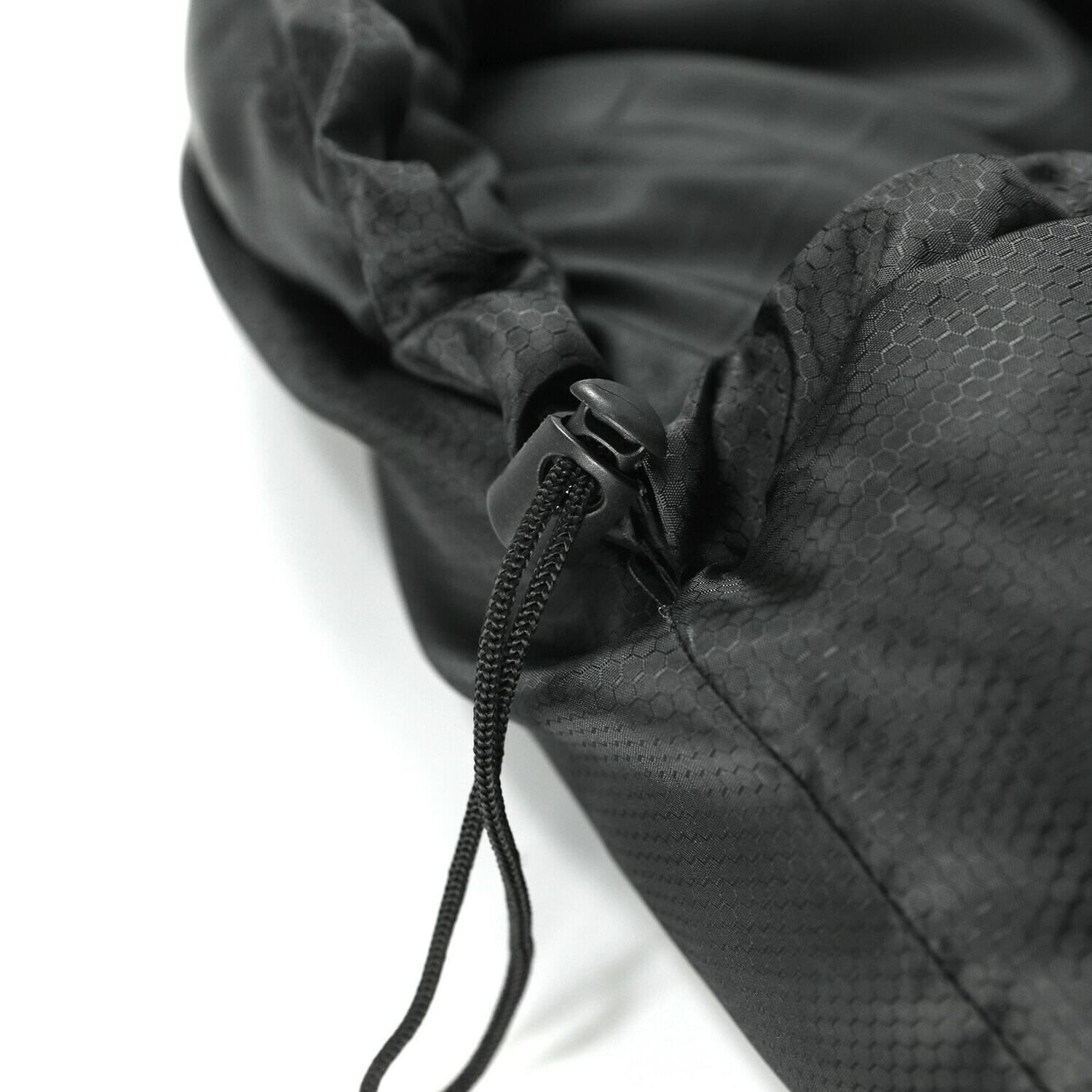 Bag 3-4 Hooded, Extra Long & Resistant