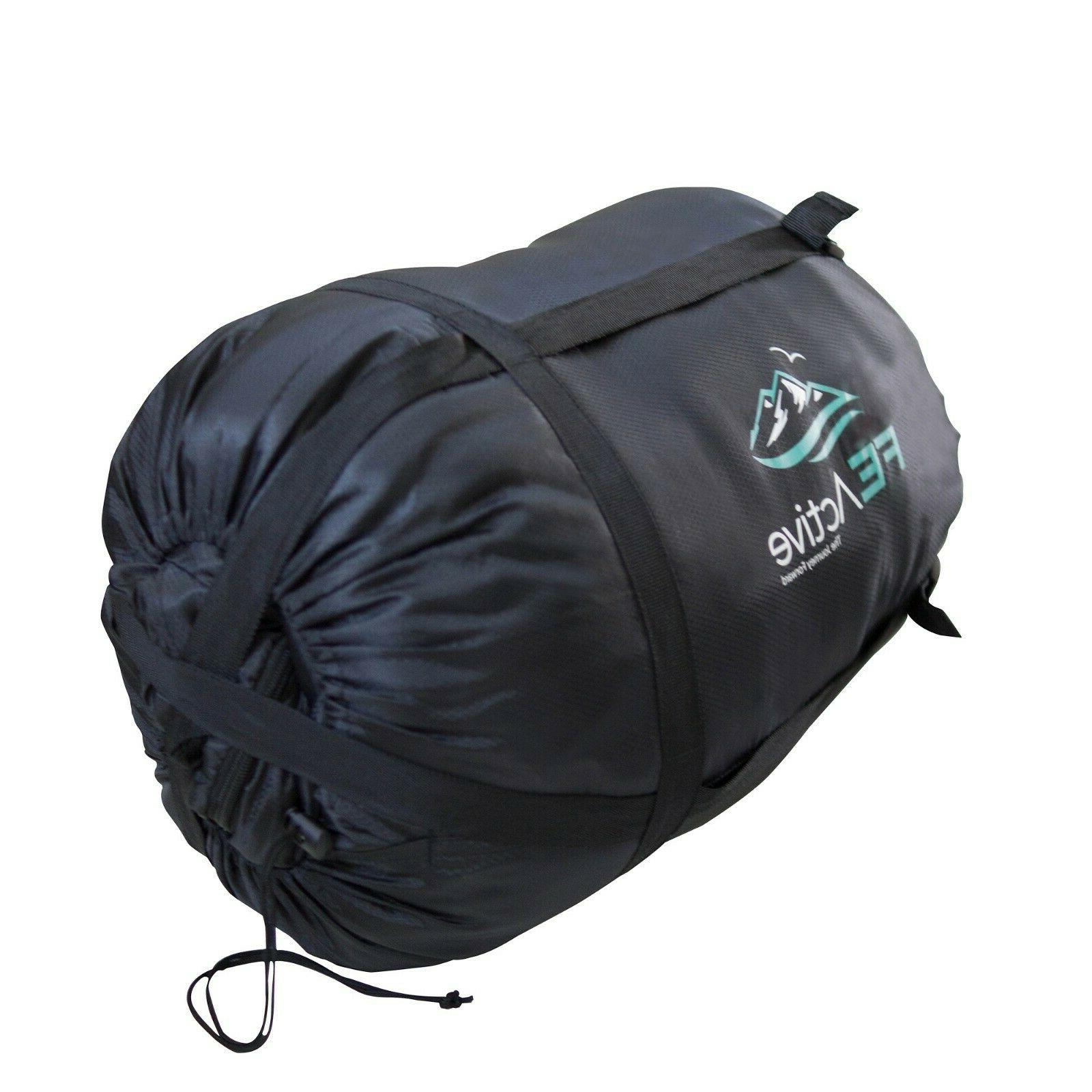FE Bag Hooded, Extra Long & Resistant