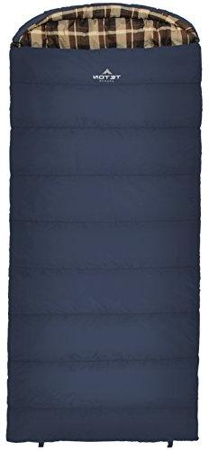 TETON Sports Celsius XL -25F Sleeping Bag; Great for Family