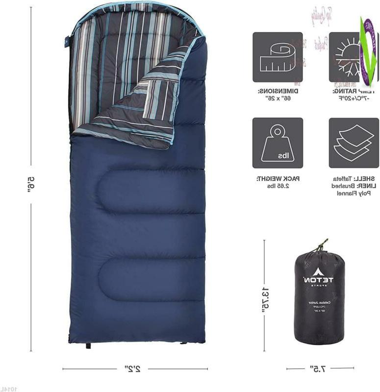 Teton Sports Celsius Kids For Camping,