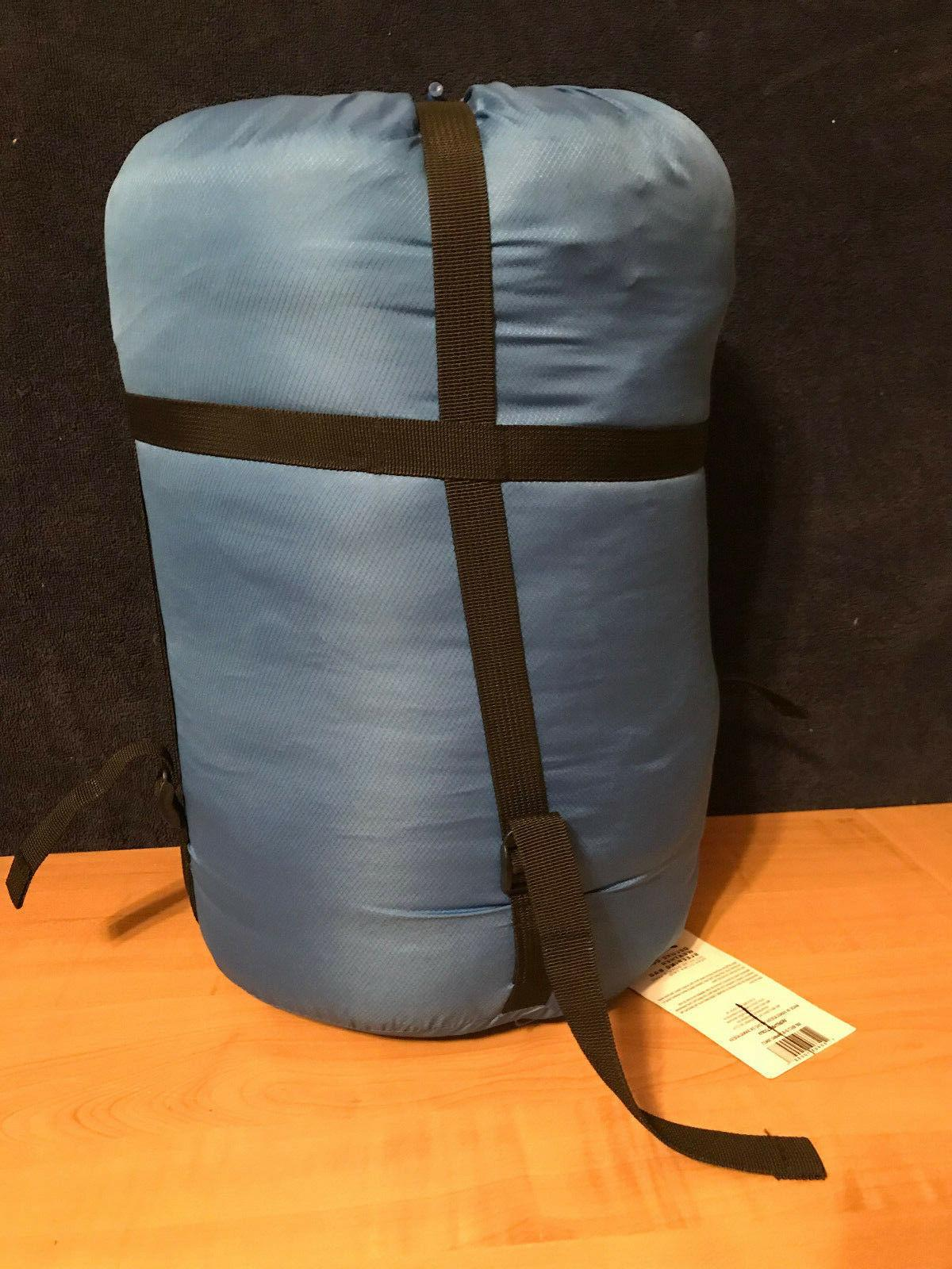 Ozark Trail Deluxe 30-Degree Cold Weather Sleeping Bag