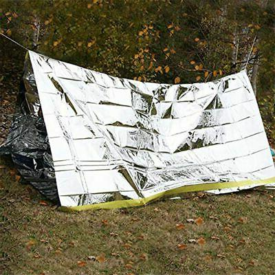 Emergency Survival Shelter Camping Hiking