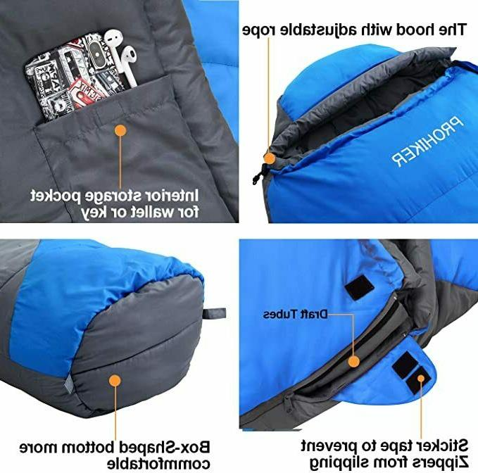 PROHIKER Lightweight for Adults Cold Weather Waterproof