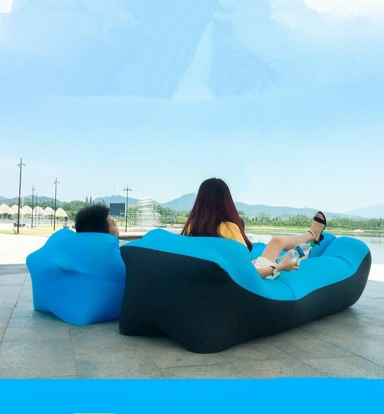 Lazy Pillow Waterproof Lazy Inflatable Sofa Portable outdoor