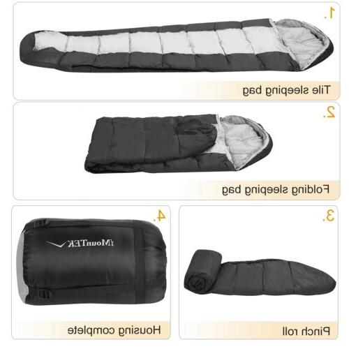 -5-10 Mummy Bag Travel Carrying Case