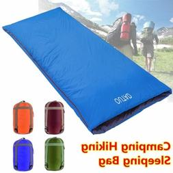 OUTAD Lightweight Sleeping Bag Camping Backpack Winter Cold