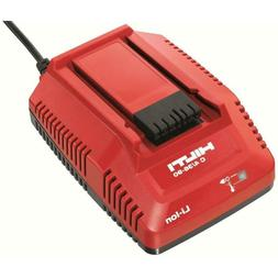 Hilti Lithium Ion Battery Charger Compact Cordless LED Light