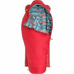 Big Agnes Little Red Sleeping Bag: 15 Degree Synthetic - Kid