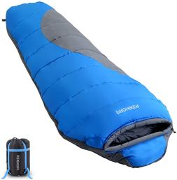 PROHIKER Mummy Sleeping Bag Lightweight for Adults Cold Weat