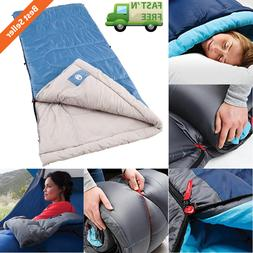 Outdoor Camping Sleeping Bag Cold/Warm Weather Brazos Hiking