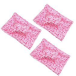 Pink Love Sleeping Bag Pillow Eye Patch Set for AG American