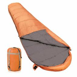 Portable Ultra Lightweight Sleeping Bag with Double Durable