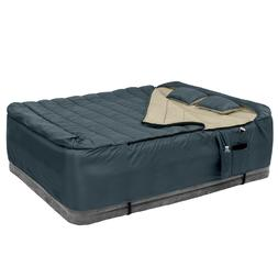 Queen Sleeping Bag with Pillow Camping Outdoor Bed-in-a-Bag