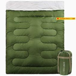 Rectangle Sleeping Bag For Adults Youth Mummy And Double Tee