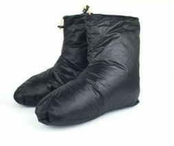 Sleeping Bag Accessories White Goose Slippers Outdoor Campin
