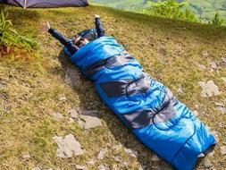 Sleeping Bags For Adults Compact Lightweight Kids Camping Hi
