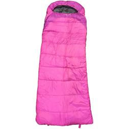 The East 40° Ladies Extra-Long  Sleeping Bag by Moose Count