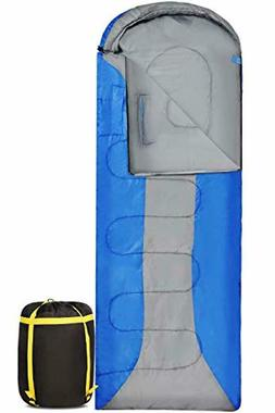 Ultra Lightweight Sleeping Bag for Backpacking Comfort for A