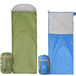 REDCAMP Ultralight Sleeping Bag Adults for Backpacking with