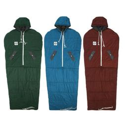 Wearable Sleeping Bag for Camping Hiking Outdoors-USA SELLE