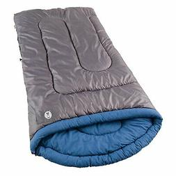 Coleman White Water 30 Degree Big and Tall Adult Sleeping Ba