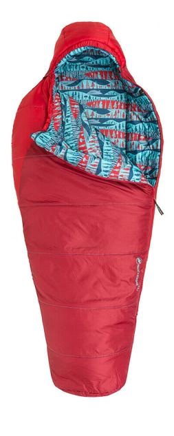 Big Agnes Wolverine 15 Youth/Kids Sleeping Bag Synthetic Fil